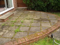 Patio Cleaning Fife image